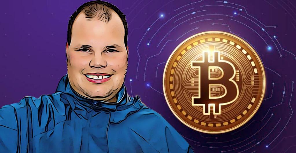 Canada's Weatherman Frankie MacDonald has Bitcoin Advice
